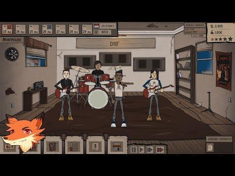ROCK GOD TYCOON [FR] Créer son groupe de rock et devenir le maître du genre !