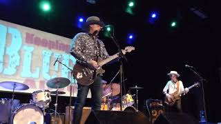 Too Slim & the Taildraggers (8of10) @ Keepin' the BluesAlive Vlierden, nov2019, The Netherlands