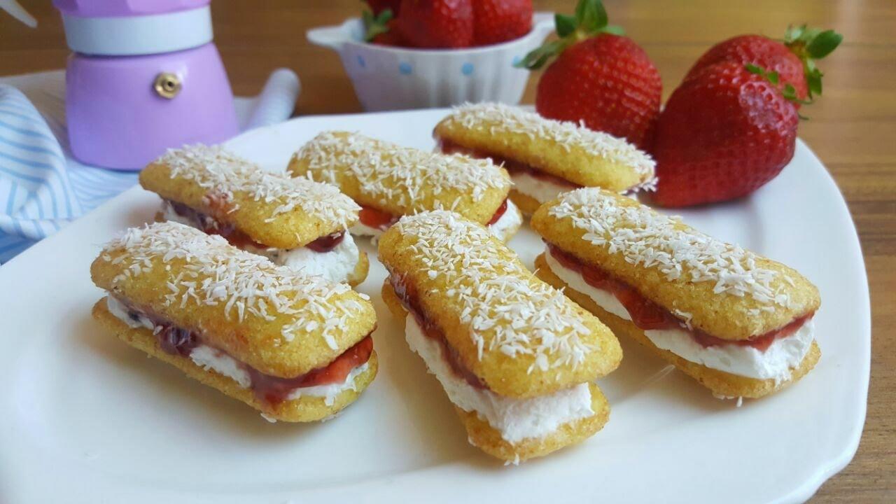 Pavesini ripieni dolcetti senza cottura semplici e veloci for Ricette facili dolci