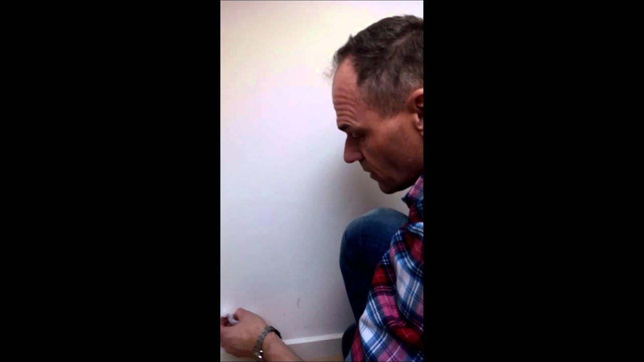 afvaskning af vægge