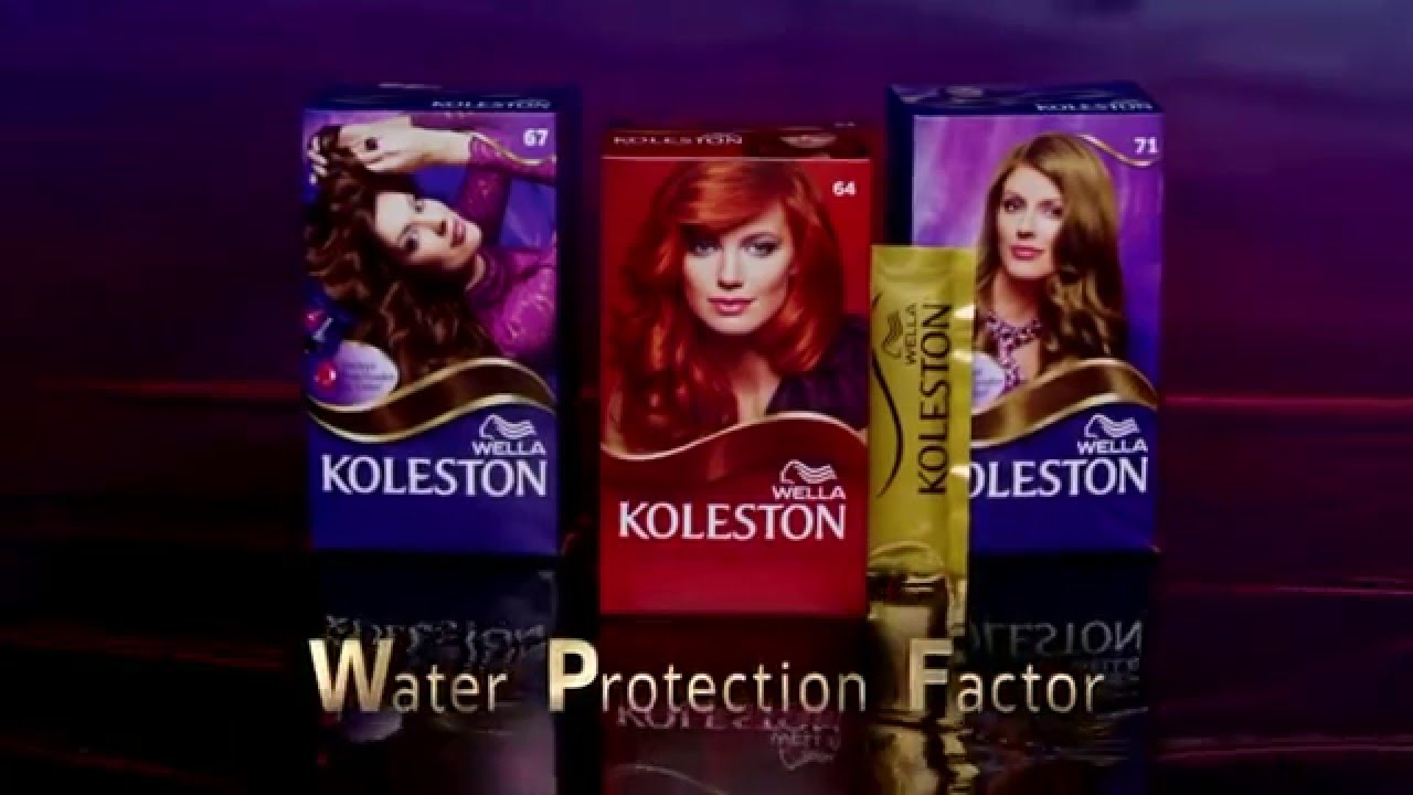 Long Lasting Intense Color With Koleston Youtube