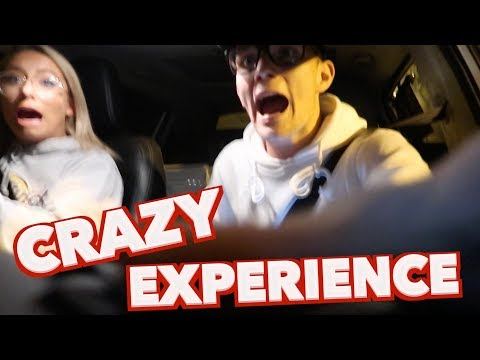 SAFFRON NEARLY CRASHED MY CAR!!! *TEACHING MY SISTER TO DRIVE*