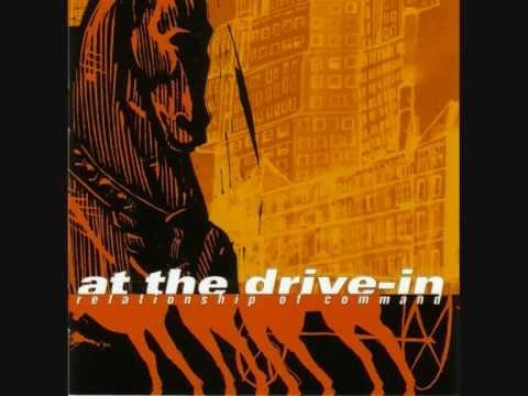 At The Drive In - One Armed Scissor