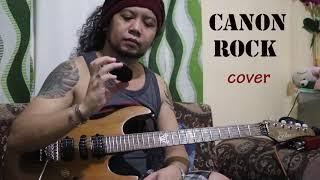 CANON ROCK Cover