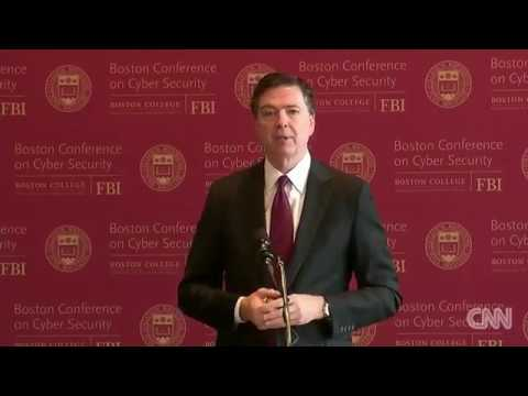 Is this a Joke? FBI Comey 'No such thing as absolute privacy in America'