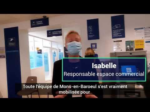 Hauts-de-France : La Poste s'organise pour garantir la continuité de ses activités