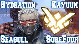 Grand Master Overwatch w/ Seagull, Surefour, Hydration, Kayuun.