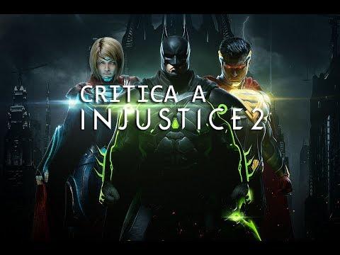 Critica a Injustice 2
