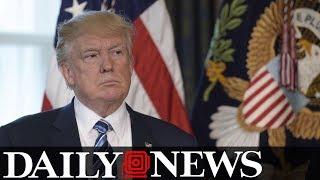 Trump takes aim at Amazon in wake of Charlottesville controversy