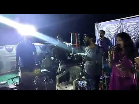 Manisha Ravat Paven Ravat Live Garba Khedavada
