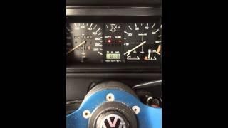Problème injection VW Golf 1 GTI 1.8 - explosions au démarrage