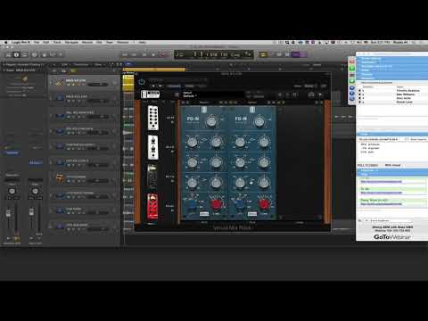 Slate Digital VMR - Virtual Mix Rack Explained