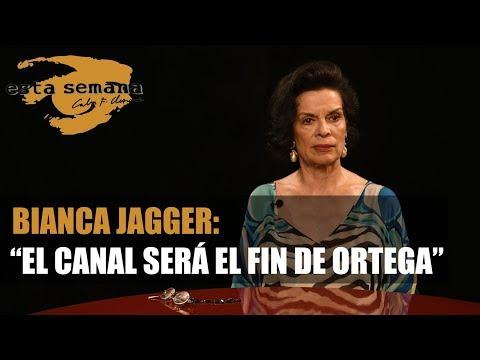 Una entrevista con la defensora de derechos humanos Bianca Jagger