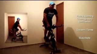 adelgazar en bicicleta fija