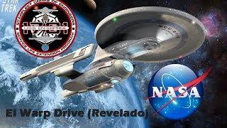 El viaje al estilo StarTrek descubierto por un Mexicano (Revelado)