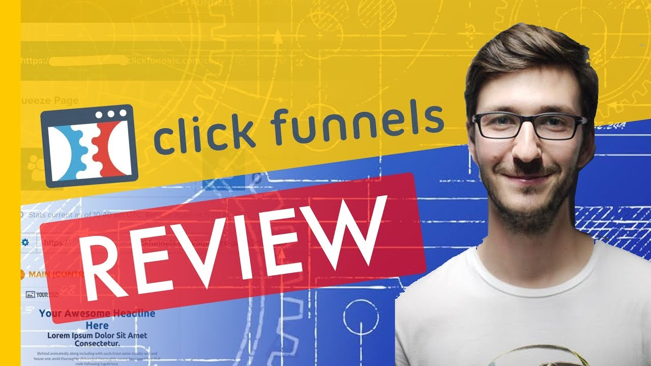 Clickfunnels Review (Demo, Pricing, Features) - what is Clickfunnels?