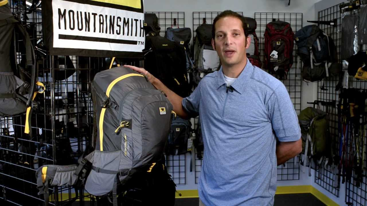 8f019f94e6f Mountainsmith Ghost 50 Backpack - YouTube