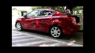 Hyundai Elantra MD и задняя подвеска