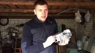 Мотовелосипед за 14000 рублів/Розпакування посилки/Двигун F-80 Газуля (частина1)