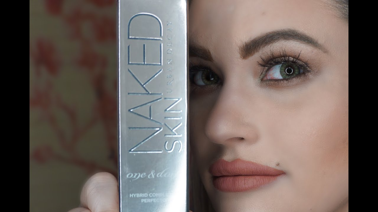 Urban Decay Naked Skin One and Done Review