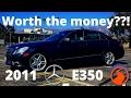 2011 Mercedes-Benz E350: 5 years later