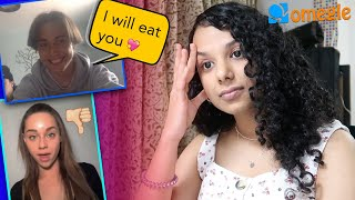 Getting Rejected by Foreigners Online | Omegle