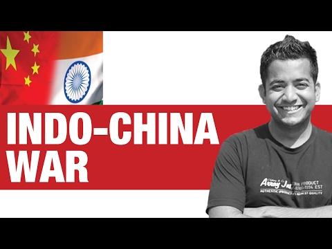 1962 Indo-China War (भारत-चीन युद्ध) by Roman Saini [UPSC CSE/IAS, SSC]