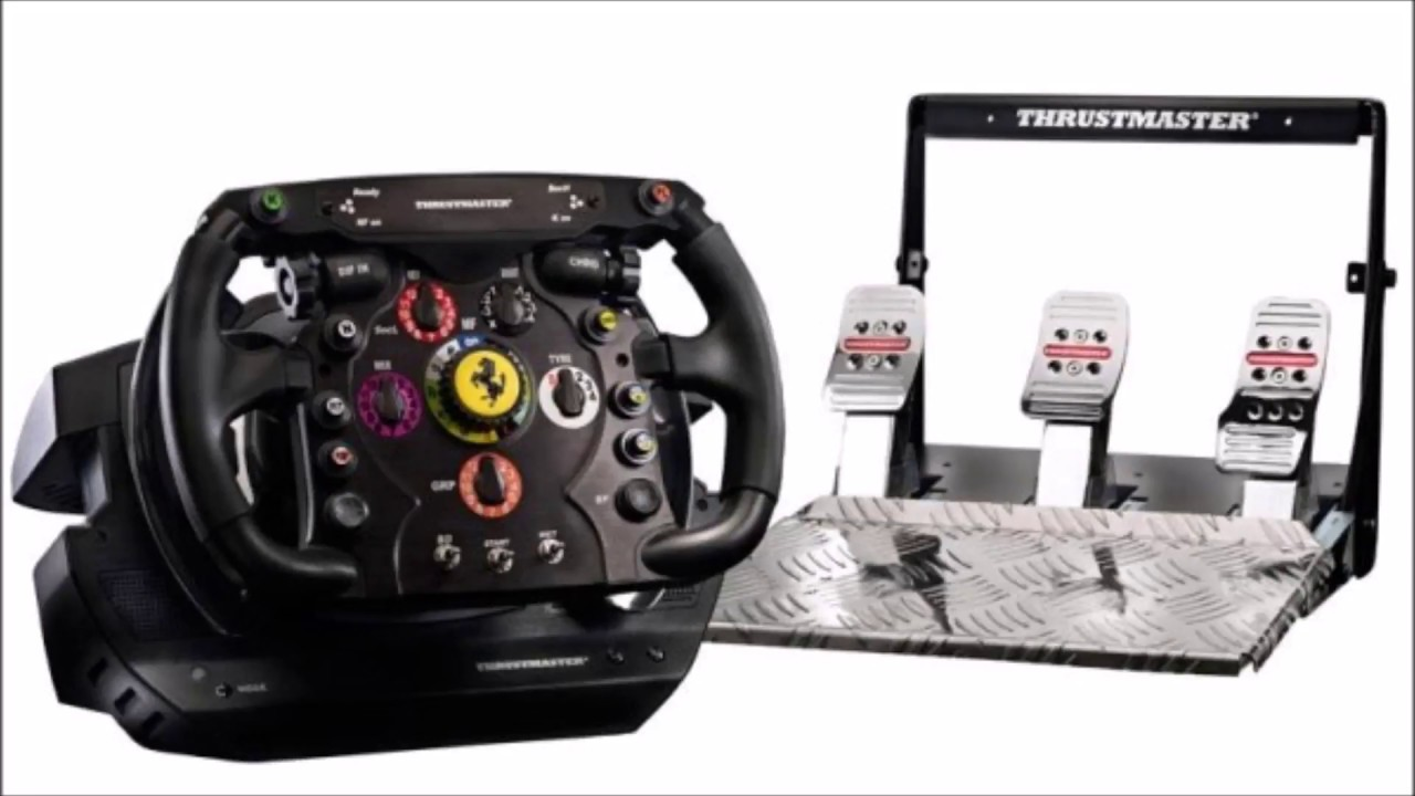 volante ferrari f1 wheel integral t500 thrustmaster f1. Black Bedroom Furniture Sets. Home Design Ideas