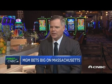 MGM CEO Weighs In On Mass. Casino, Consumer Impact And Trump