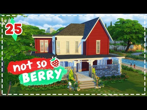 The Sims 4: Reto Not so Berry | Ep.25: DECORANDO LA CASA (Speed Build)