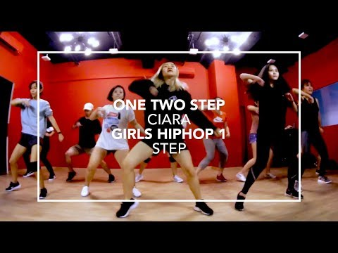 One Two Step (Ciara) | Step Choreography