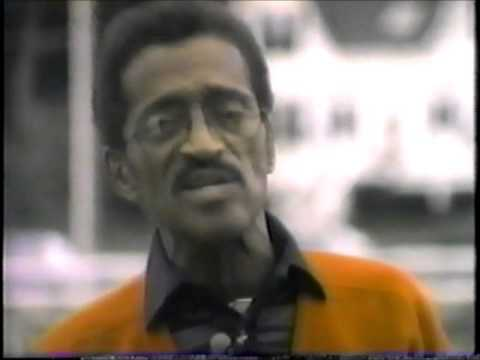 Sammy Davis Jr., AIDS PSA, Episcopal Church, 1985?