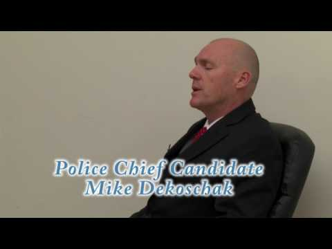 Town of Hatfield, MA, Police Chief Candidate Interviews, March 23, 2017