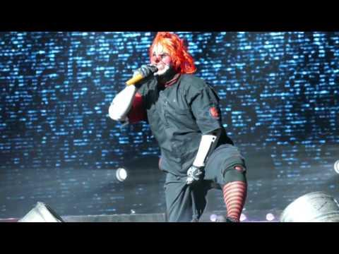 Slipknot LIVE (Sic) Montreal, Canada 2016