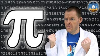 Whether or not pi exists has some very deep implications about circ...