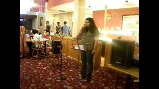 Priya - Karaoke - Maithry 2009  (Tere Bina Zindagi Se)