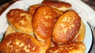 Рецепт Пирожки с капустой на дрожжах