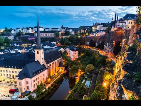 Studying Abroad - Luxembourg