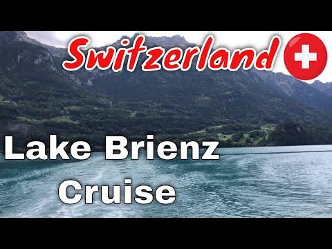 Lake Brienz Cruise In Switzerland From Interlaken To Brienz