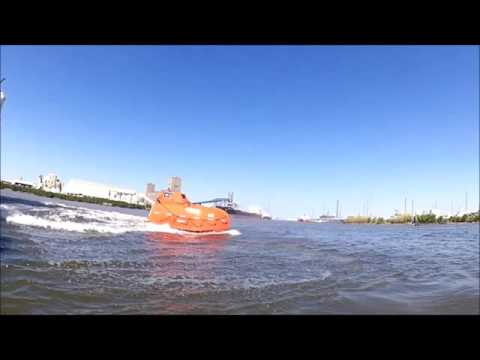 G.C.Maritime Services Free Fall Lifeboat