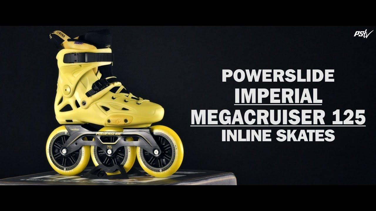 Powerslide FSK Imperial Cruiser Free Urban Skates