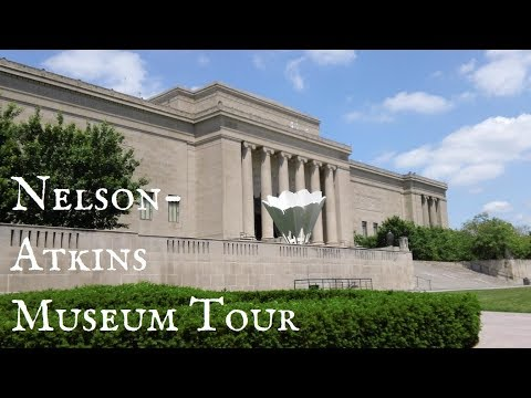 Nelson-Atkins Museum of Art Tour