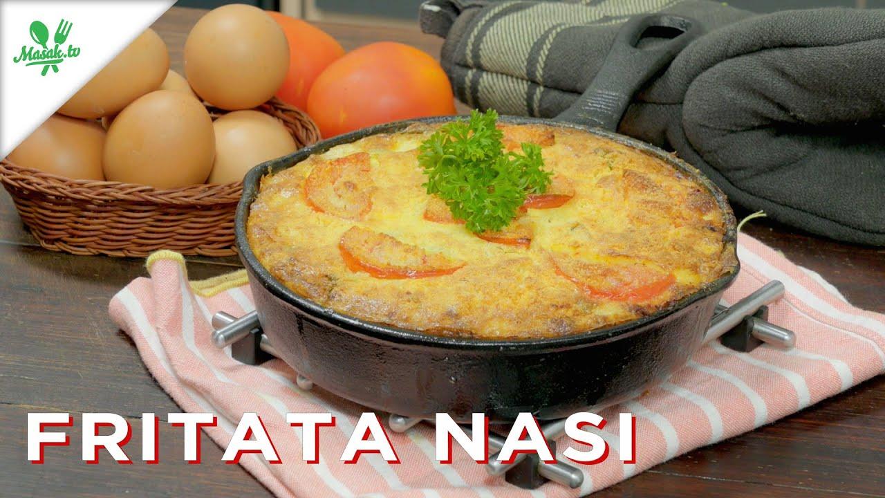 Resep Fritata Nasi