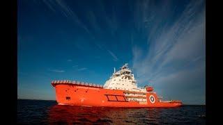 Высокотехнологичный ледокол «Александр Санников» вошел в состав российского арктического флота