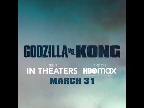 Godzilla vs Kong (2021) Fanmade Trailer #2