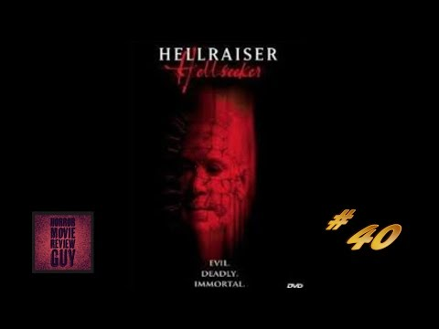 Hellraiser: Hellseeker - Horror Movie Review Guy  | Vid 40 | ( HMRG Oldies)