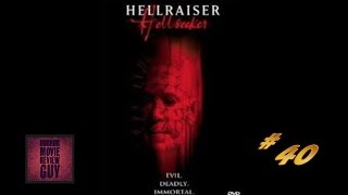 Hellraiser: Hellseeker - Horror Movie Review Guy