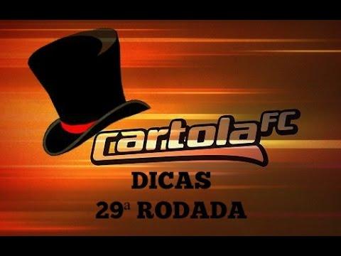 DICAS CARTOLA FC 2016 #29 RODADAS DICAS