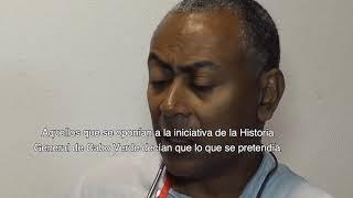 Gambar cover Resistência e Historiografia Caboverdiana