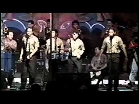 Grupo Niche   Mi Pueblo Natal HD Video - Carnaval De Barranquilla 1992 ISAZA PRODUCTIONS